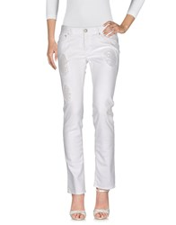 Seal Kay Independent Jeans White