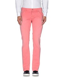 Dondup Trousers Casual Trousers Men Coral