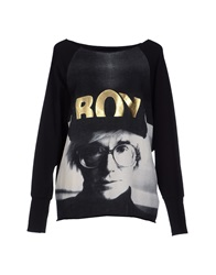 Boy London Sweatshirts Black