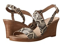 Cole Haan Ravenna Wedge Roccia Snake Print Women's Wedge Shoes Animal Print