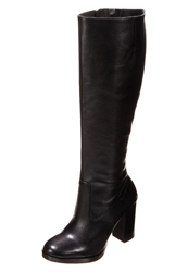 Calvin Klein Jeans Brooke High Heeled Boots Black