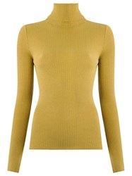 Uma Raquel Davidowicz Knit Jumper Women Viscose Polyimide G Yellow Orange