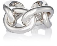 Jennifer Fisher Women's Chain Link Ring Colorless