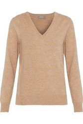 N.Peal Cashmere Sweater Sand