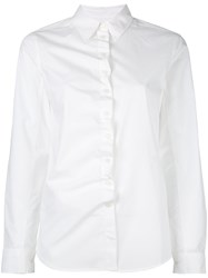 Wood Wood Silvia Shirt White