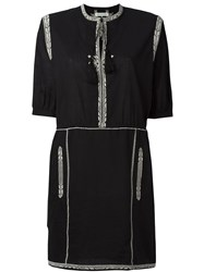 Isabel Marant A Toile 'Rebel' Dress Black