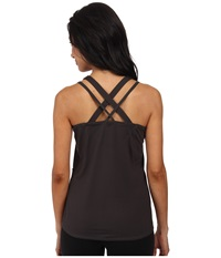 Woolrich Rendezvous Tank Asphalt Women's Sleeveless Black