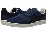 Onitsuka Tiger By Asics Ot Tennis Navy Black Shoes Blue