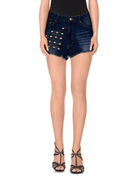 Relish Denim Denim Shorts Women Blue