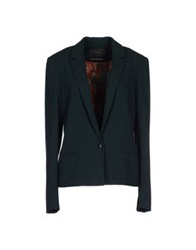 Maison Scotch Blazers Dark Green