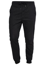 Gap Trousers Charcoal Heather Anthracite