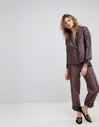 Maison Scotch Structured Pyjama Trousers Combo B Multi
