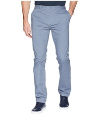 Dc Worker Straight Chino Blue Mirage Casual Pants