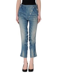 Get Lost Denim Pants Blue
