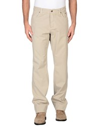 Jeckerson Trousers Casual Trousers Men Beige