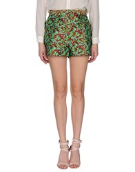 Elizabeth And James Trousers Shorts Women Green