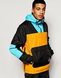 Supreme Being Supremebeing Over The Head Jacket Multi