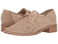 Adrianna Papell Paisley Nude Women's Lace Up Casual Shoes Beige
