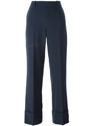 Wood Wood 'Peggy' Trousers Blue