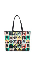 Alice Olivia Veronica Staceface Photo Booth Small Tote Multi