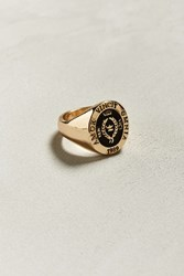 Urban Outfitters Uo Amor 1989 Ring Gold