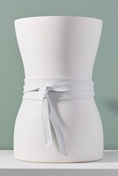 Anthropologie Alexandra Obi Belt White