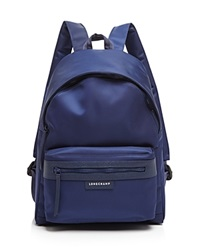 Longchamp Backpack Le Pliage Neo Navy