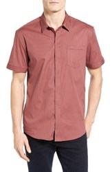 7 Diamonds Men's City Savior Woven Shirt