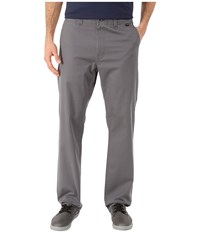 Travis Mathew Livingston Pants Castlerock Men's Casual Pants Gray