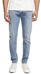 Citizens Of Humanity London Slim Tapered Denim Jeans Turbulence