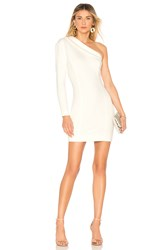 Misha Collection Amanda Dress White