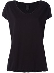 Thom Krom Large Top Black