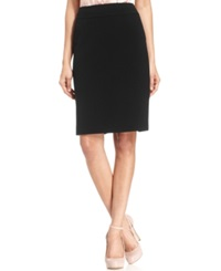 Nine West Pencil Skirt Black