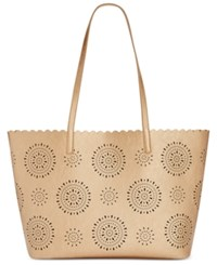Inc International Concepts Melly Starburst Tote Only At Macy's Bronze