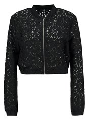 Missguided Cardigan Black