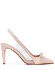 Red Valentino V Sandie Court Shoes Pink