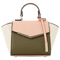 Dune Sandy Micro Grab Bag Khaki