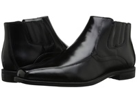 Florsheim Forum Bike Toe Boot Black Smooth Men's Zip Boots