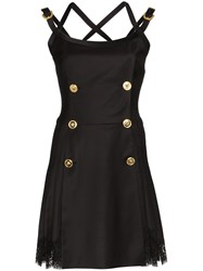 Versace Double Breasted Mini Dress 60