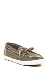 Sperry Sayel Away Waxy Boat Shoe Brown