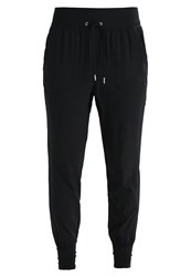 Casall Tracksuit Bottoms Black