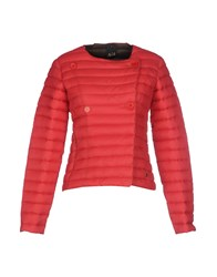 Nolita Coats And Jackets Down Jackets Women Red
