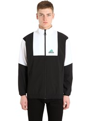 Adidas Eqt Waterproof Stretch Nylon Jacket