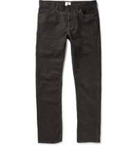 Club Monaco Corduroy Trousers Gray