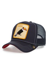 Goorin Bros. Brothers Take Me To Trucker Hat Blue Navy