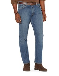 Polo Big And Tall Straight Fit Stanton Wash Jeans Stanton Blue