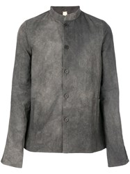 A Diciannoveventitre Shirt Jacket Grey