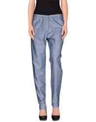 Myths Trousers Casual Trousers Women Slate Blue