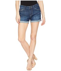Sam Edelman The Drew Shorts In Ivy Dark Blue