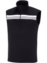 Galvin Green Men's Dyson Insula Body Warmer Black